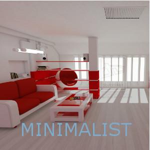 Minimalist Carpets