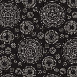 Black & White Pretty Points 13916