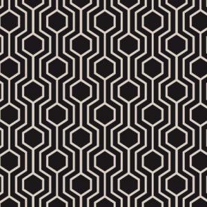 Black & White Simply Shapes 13932