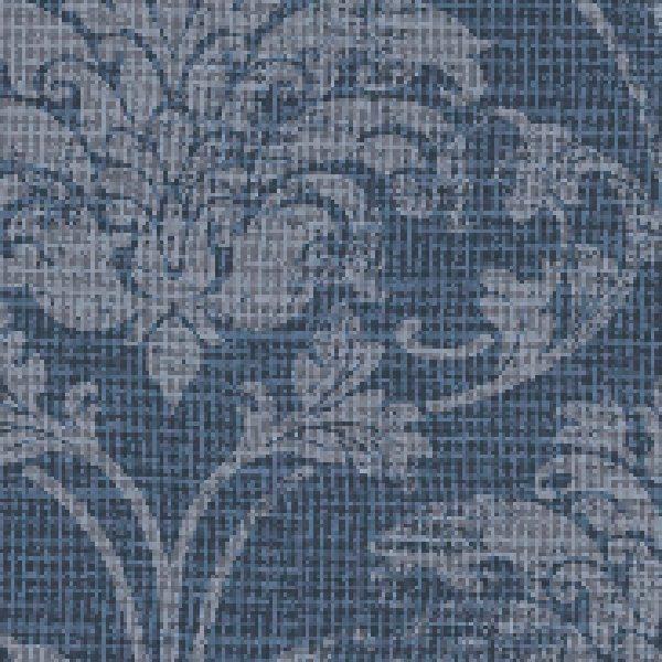 Vintage Style Blue Sprit 17063-a02