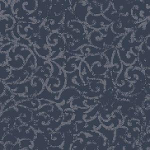 Vintage Style Blue Sprit 17065-a02