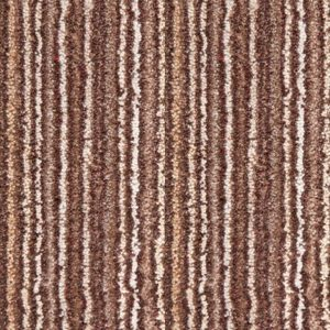 ECO STRIPE BROWN BEIGE CAUDT