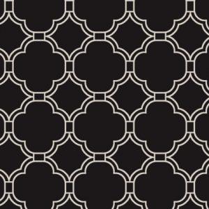 Black & White Grid 13901