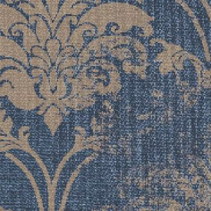 Vintage Style Blue Sprit 17062-a02
