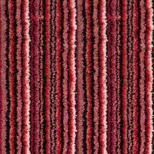 ECO STRIPE RED CAUND